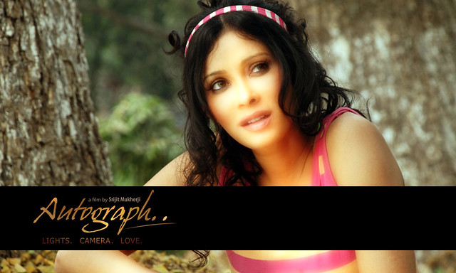 Nandana Sen, Autograph Bengali Movie 2010