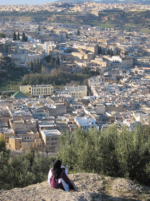 The Vantage Point of Fez