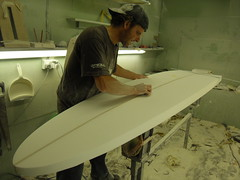 longboard shaping (lowbrow surf) Tags: surf tsunami surfboard longboard scarborough lowbrow shaping customboard tsunamisurfboards lowbrowsurfshop