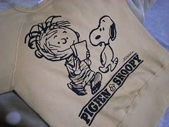 PigPen & Snoopy