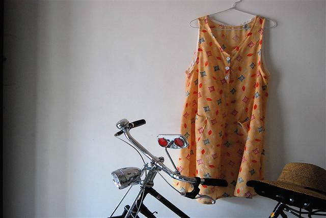 summer tent dress