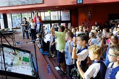 _DSF2969 (FIRST Brabant & STEAMup) Tags: fll fllkickoff firstbrabant firstlegoleague kinderen robots wedstrijd dynamo fontys steamup steamupeu