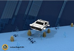 Lotus Esprit S1 - James Bond 'The Spy that Loved Me' (lego911) Tags: lotus esprit s1 1976 1977 classic 1970s film movie james bond spy that loved me thespythatlovedme auto car moc model miniland lego lego911 ldd render cad povray lugnuts challenge 108 9th birthday tlugnutsturnsnine turns nine 5 5th herosandvillains heros villains uk england britain british english mi5 fiction