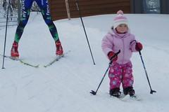 Děti a běžky - mohou lyžovat dřív, než mluvit