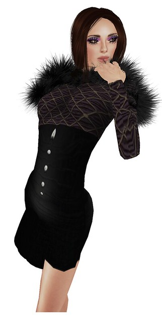 SHIKI-dress KURONEKO hunt item