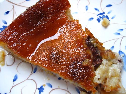 caramel topped semolina cake