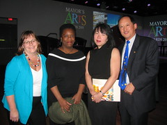 2010_November_Mayors_Arts_Awards 111 by Toddish McWong