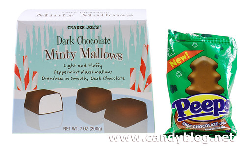Which Chocolate Covered Peppermint Marshmallow will Win?