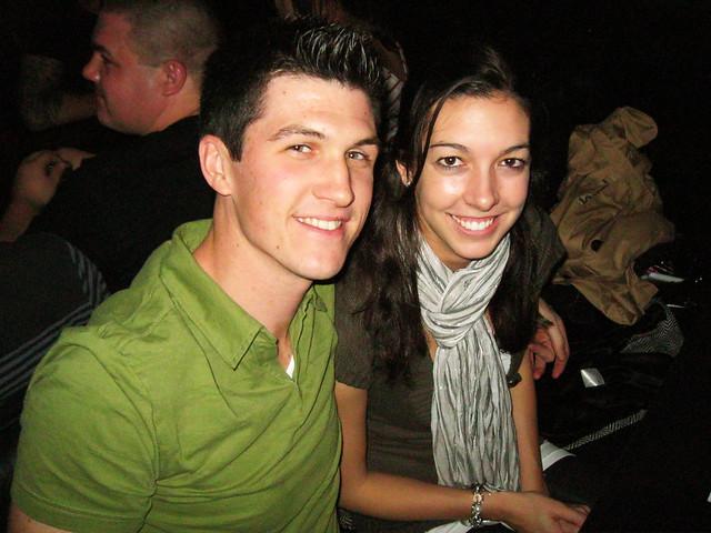 Ryan and Elise