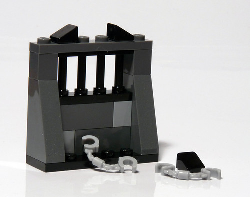 7952 - 2010 Kingdoms Advent Calendar - Day 11 - Cell Wall