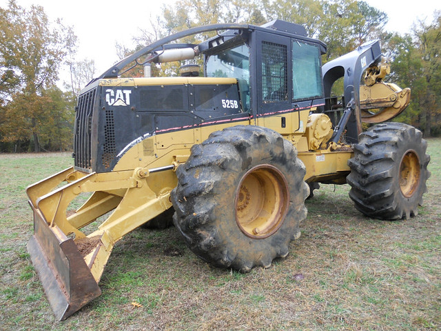 2004 Caterpillar 525B for sale at wwwforestryfirstcom by Forestry First