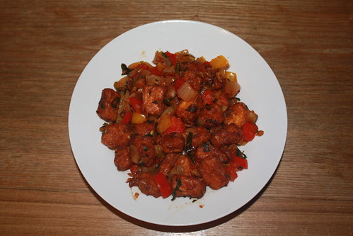 CookeryPoint-Chilli Paneer