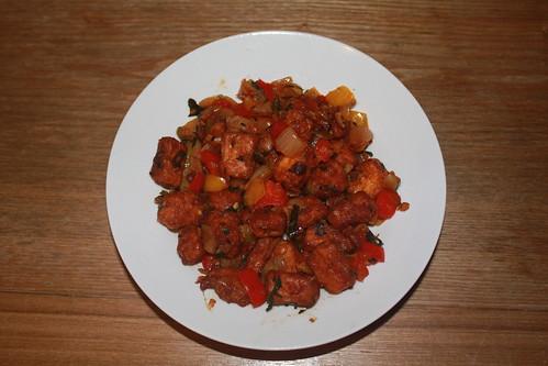 CookeryPoint-Chilli Paneer