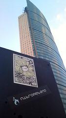 Force + Nitrometano (Erik Alcantara) Tags: street art mexico sticks arte urbano calcomanias rezp pzer
