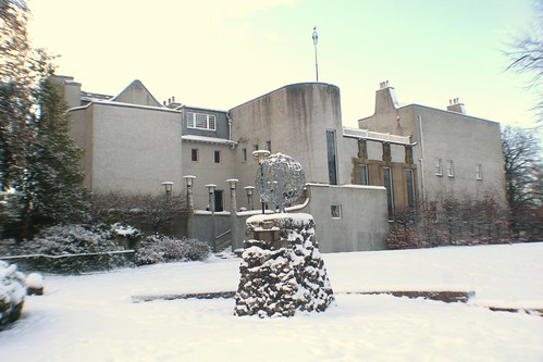 Rennie Mackintosh's House for Art Lover
