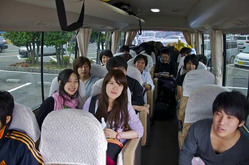 Mini-autobús japonés