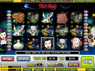 Black Magic slot game online review
