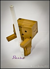 Danbo learns to write his name (Chris J Bowley) Tags: camera pen canon toy toys little name mini tiny figure 365 write danbo tinycamera minicamera project365 toyfigure 550d revoltech photography365 minicanon danboard minidanboard minidanbo danbo365 canon550d danboproject 365daysofdanbo danbocamera 16thcamera