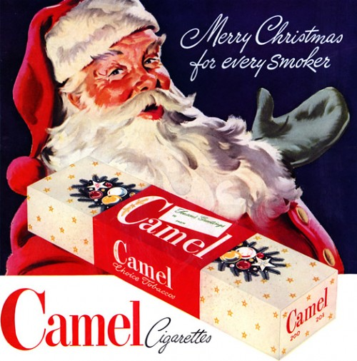 in celebration of the holidays well be taking a look at some of the classic christmas ads that have permeated pop culture through the years - Classic Christmas