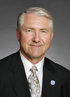 Image of state Sen. Harry Coates_bio