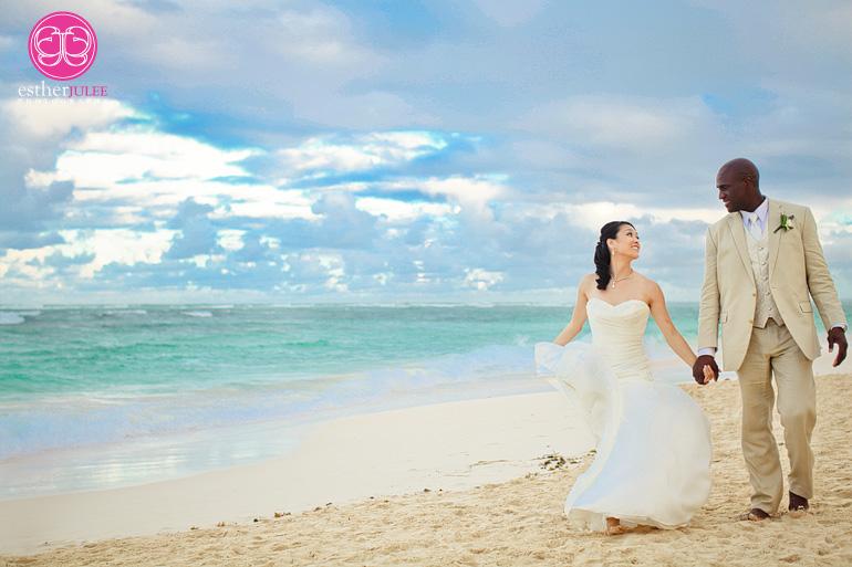 Stephanie and David Part 1 Majestic Elegance Punta Cana Wedding
