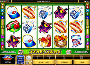 Hot Shot slot game online review