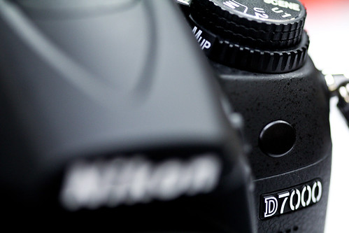 Nikon D7000 vs Canon 60D
