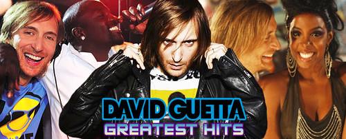 David Guetta Greatest Hits