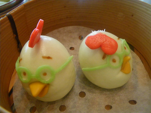 Chicken Little Dumplings