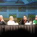 IMG_1096 - Martin Campbell, Donald De Line, Greg Berlanti, & Geoff Johns
