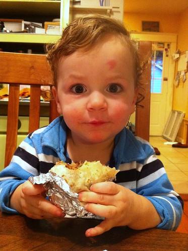 Burrito Boy 1