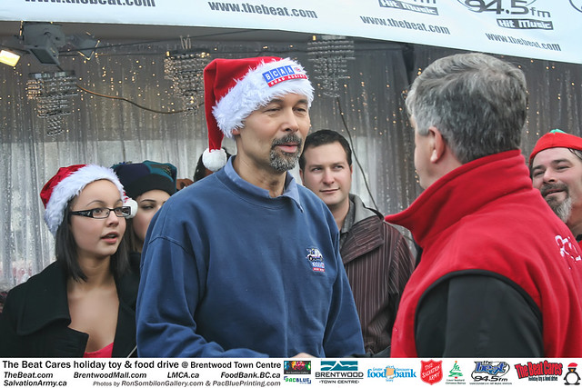 The BEAT CARES holiday food and toy drive at Brentwood Town Centre photos by Ron Sombilon Gallery (394) by Ron Sombilon Gallery