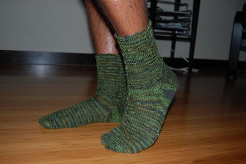 Raj's Socks