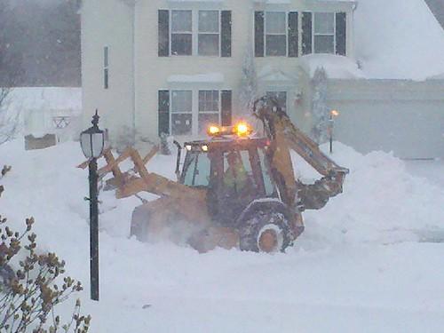 Snowplow?