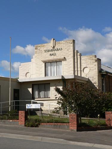 St Barnabas Hall, Scottsdale