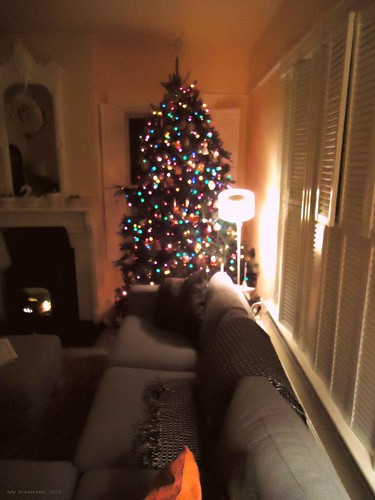 the tree is finally done