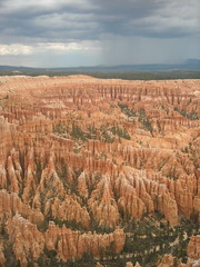 Like a Giant Sandcastle (MickeyS64) Tags: vacation utah nationalpark cool spires canyon bryce brycecanyon sandcastle hoodoos dribbletowers