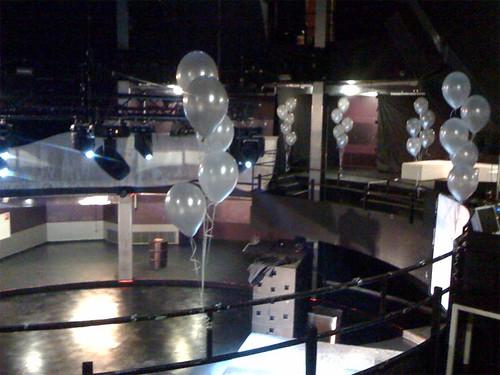 Tafeldecoratie 3ballonnen Outland Cappelle aan den IJssel