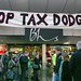 STOP TAX DODGERS - UK Uncut - Brighton, Saturday 18th December 2010 by Dominic's pics