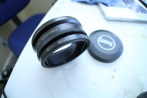 Anamorphic lens 16:9 native $500