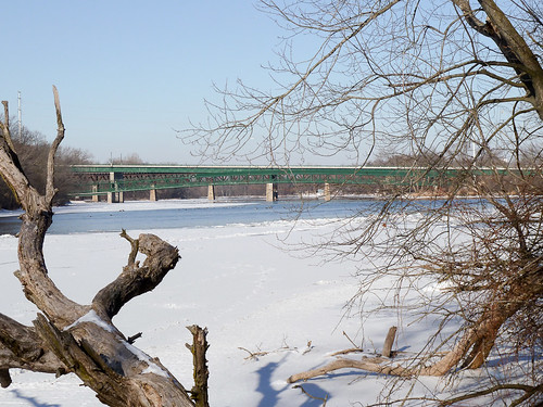 Stearn Road Corridor Bridge (New Fox River Bridge)
