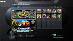 SNK Titles on Sale for PlayStation Plus and SEGA Holiday