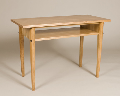 Custom Work Table - Brown