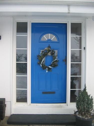 front door xmas 2010