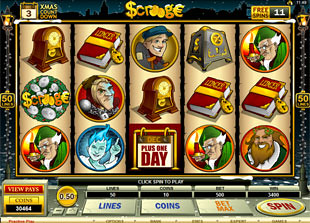 free Scrooge one more day feature