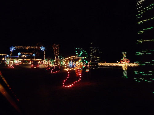 Sowell's North Pole Holiday Lights