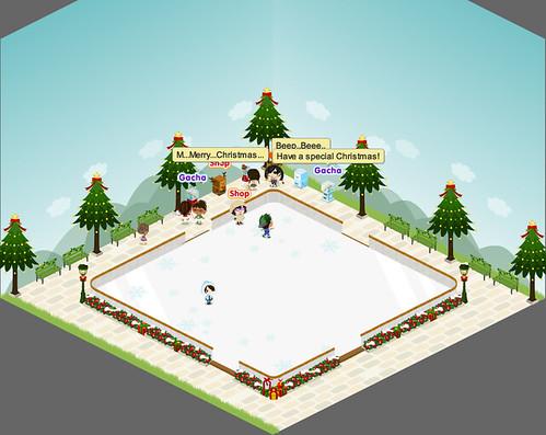 pico - skate rink