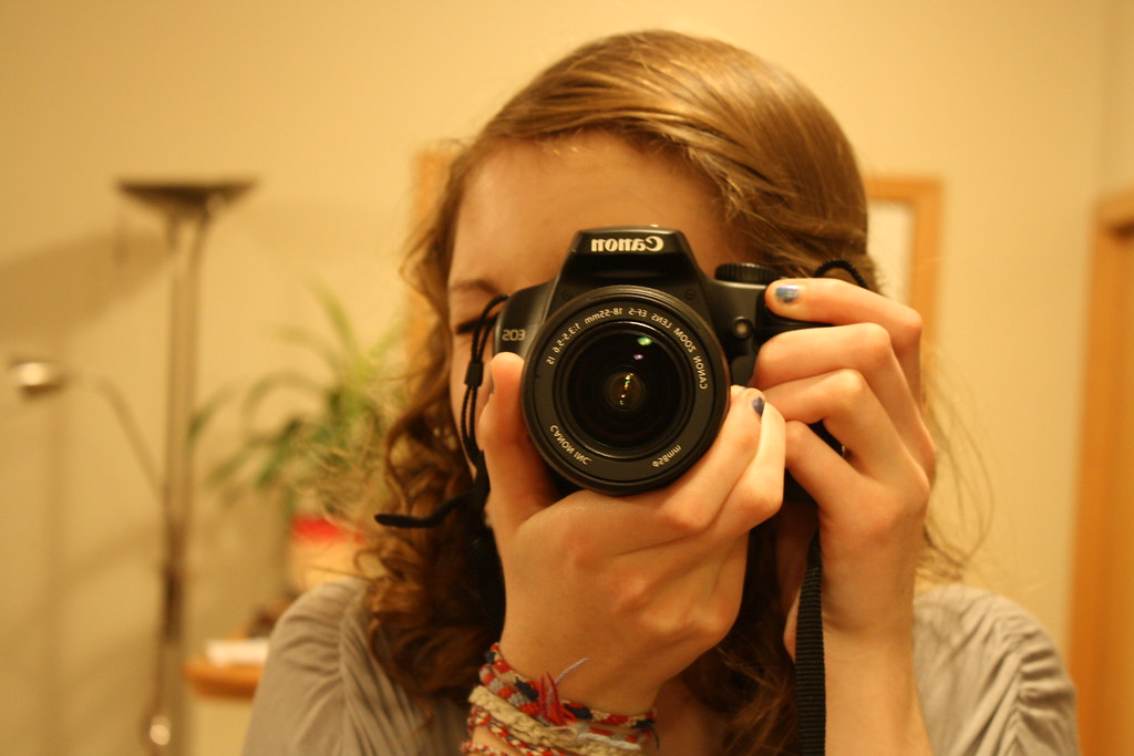 I GOT A NEW CAMERA!!! ONE THAT IS ALL MY OWN!!