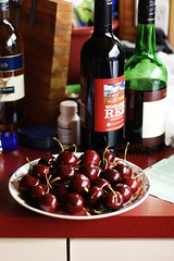 Fresh Cherries from Hawke's Bay