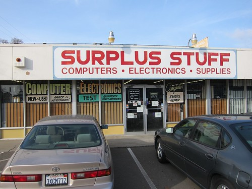 Ali's Surplus Stuff